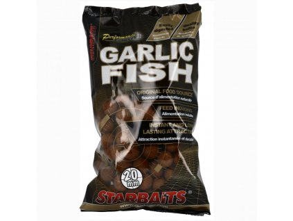Starbaits Garlic Fish (Průměr 20mm/200g)