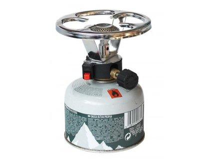 Plynový vařič TRAMP piezo