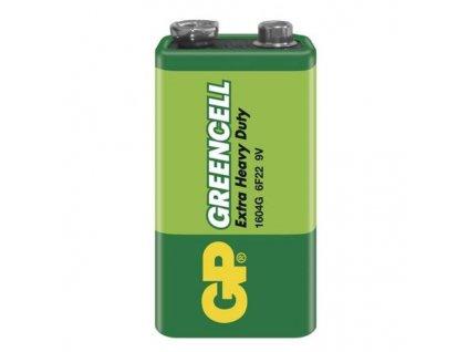Baterie 9V GP Greencel
