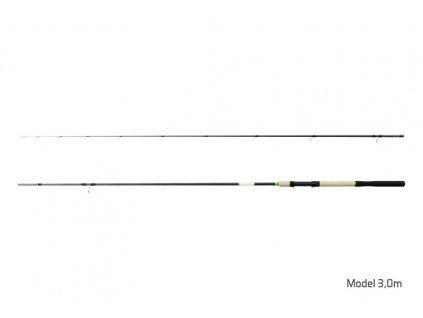 3380 feeder match v jednom delphin hybrix 3m