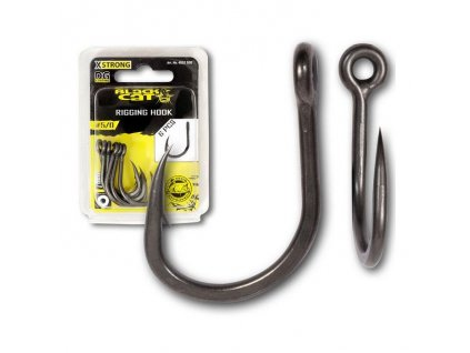 Háčky Black Cat Rigging Hook DG