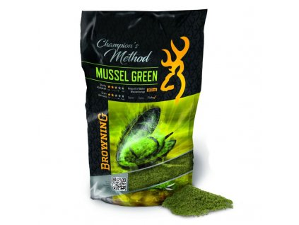 Browning Mussel Green