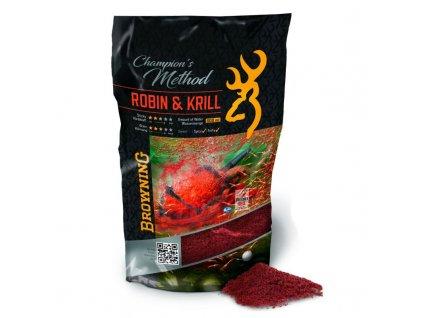 Browning Robin a Krill