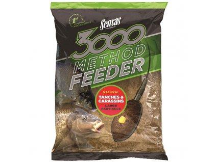 Sensas 3000 Method Feeder Natural
