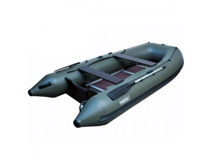 člun sportex s pevnou podlahou