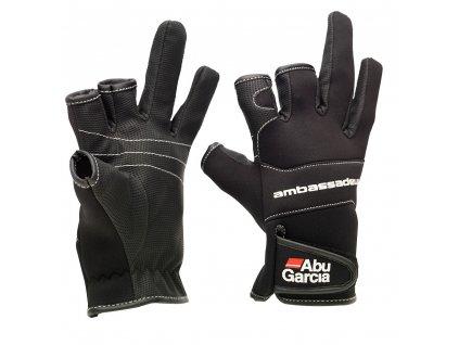 Abu Garcia rukavice Stretch