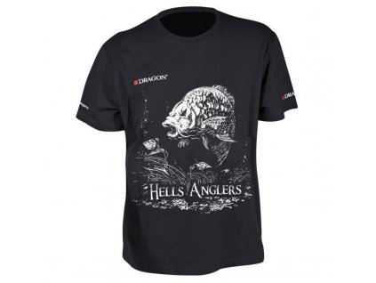 Tričko Hells Anglers Kapr