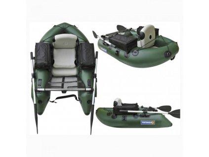 Bellyboat pro rybáře 165cm