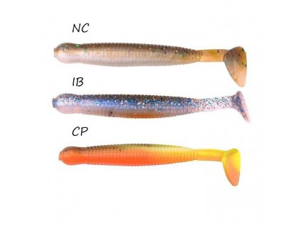 Spro Arrow Tail 8cm (Barva Camo perch)