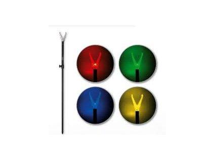 Vidlička LED svítící