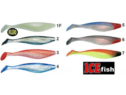 Vláčecí ryba 22cm