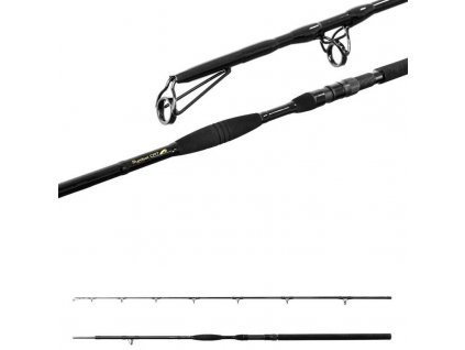 Delphin Symbol Cat 2,55m 500g 2díl
