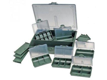 Kaprařský box - sada krabiček Carp System set 2