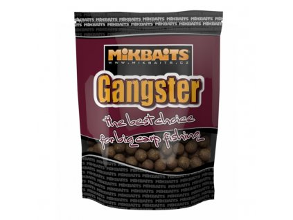 Mikbaits boilies Gangster 1kg 20mm