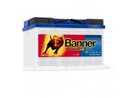 Baterie Banner Energy Bull 12V 80Ah trakční