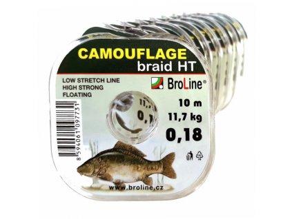 Broline Camouflage Braid HT