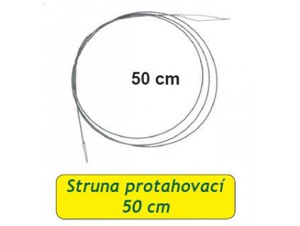 Protahovací struna 50cm