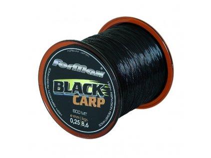 Rybářský vlasec Formax Black Carp