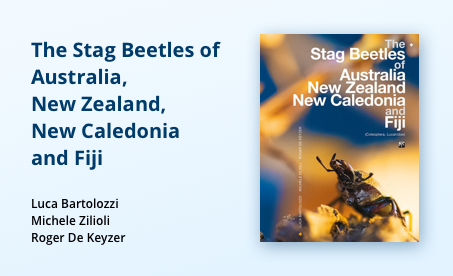 The Stag Beetles of Australia, New Zealand, New Caledonia and Fiji