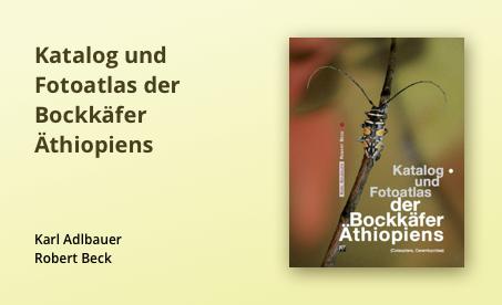 Katalog und Fotoatlas der Bockkäfer Äthiopiens