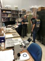 Museum of Nature History, Department of Entomology, Perth, Australia 2019