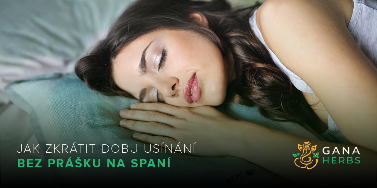 Pro ženy: jak zkrátit dobu usínání bez použití prášku na spaní?