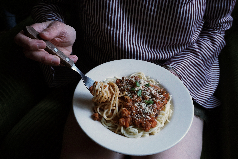 """Boloňské"" špagety"