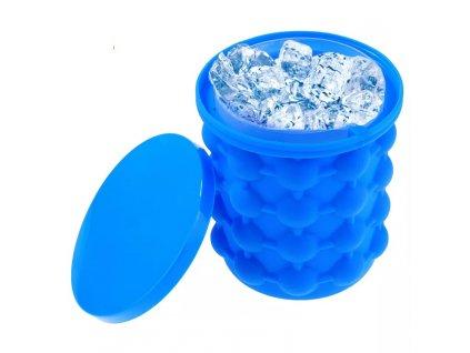 Silikonový výrobník ledu