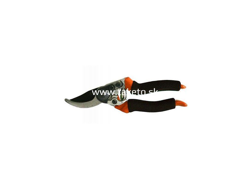 Nožnice Strend Pro P0315, záhradné, na hrozno, rúčka špongia  + praktický pomocník k objednávke