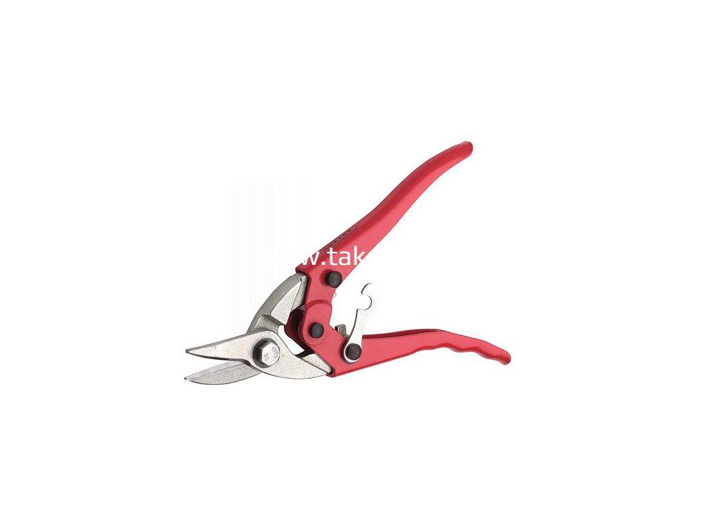 Nožnice Rostex 2325, P 240 mm, na plech, prevodové  + praktický pomocník k objednávke