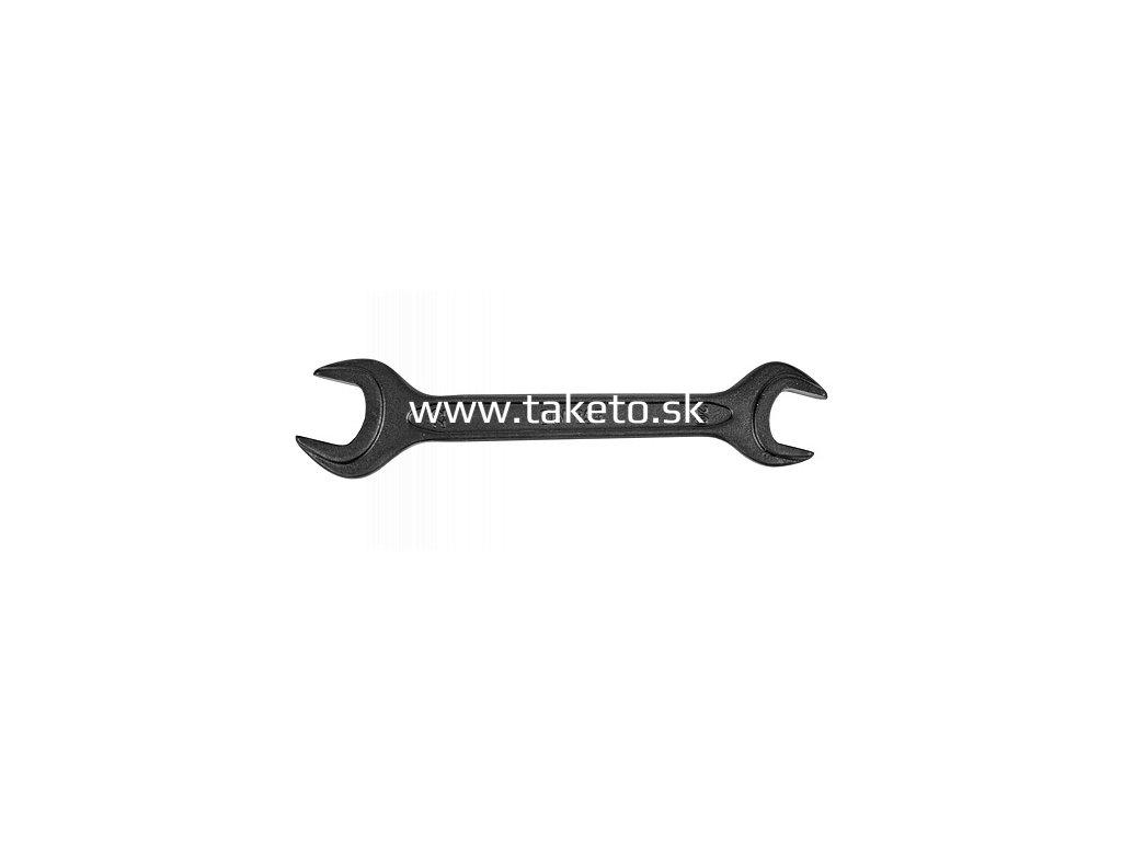 Kľúč HR34102 07x08 • DIN895, vidlicový, obojstranný  + praktický pomocník k objednávke