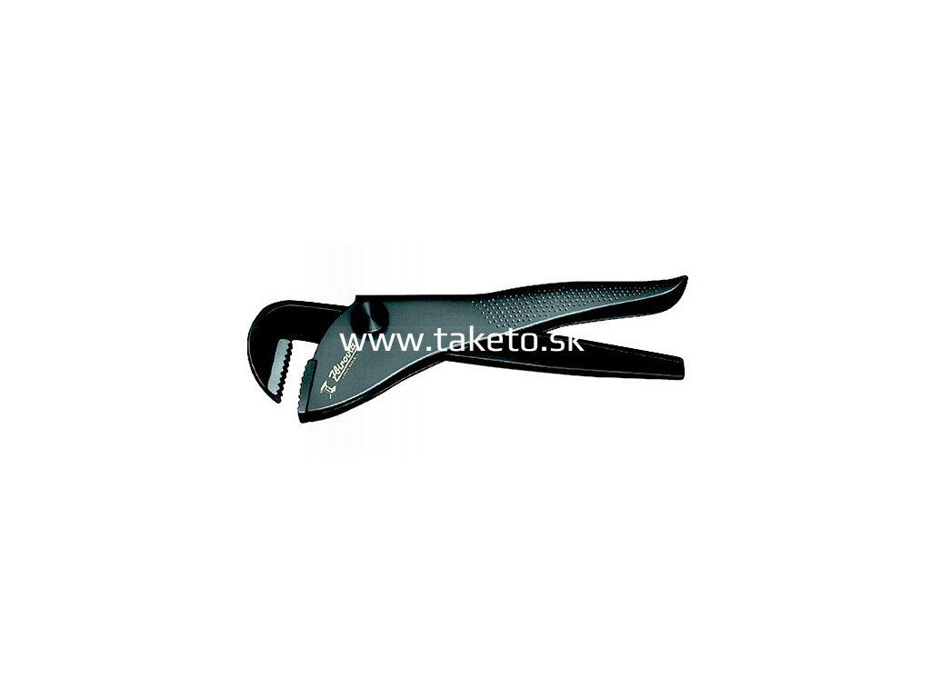 """Hasák Zbirovia 258/0250 mm, 1 1/2"""", na rúrky so skrutkou  + praktický pomocník k objednávke"""
