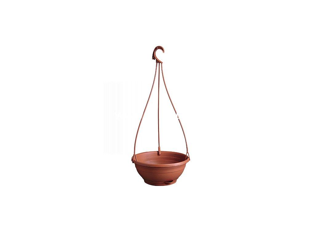 Vešiak ICS TULIPANO 50 cm, držiak bez kvetináča  + praktický pomocník k objednávke