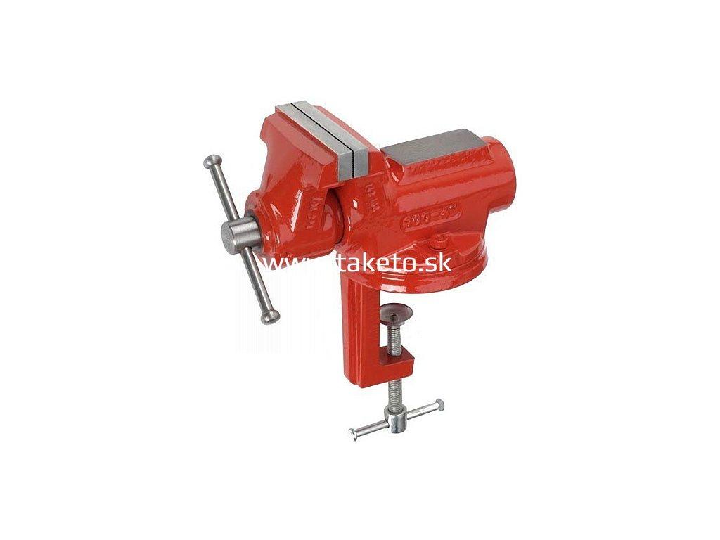 Zverák York® Handy KUS 080 mm, dielenský  + praktický pomocník k objednávke