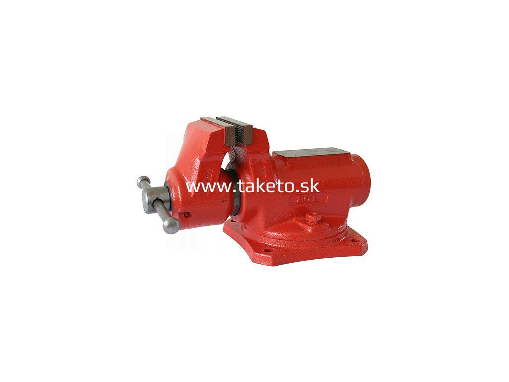 Zverák York® York 063 Standard, dielenský, otočný  + praktický pomocník k objednávke