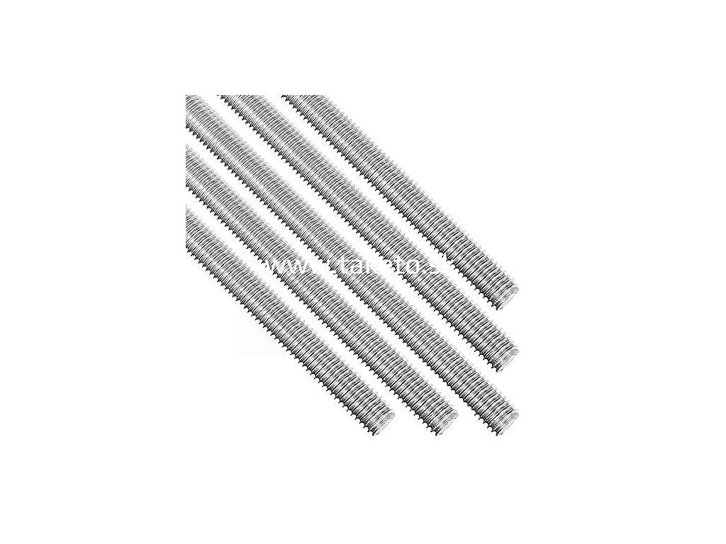 Tyc 975-5.8 Zn M08, 1 m, závitová, zinok  + praktický pomocník k objednávke