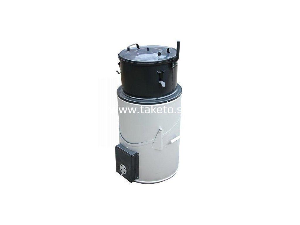 Parák PS-65, smaltovaný, komplet, 65 lit.  + praktický pomocník k objednávke