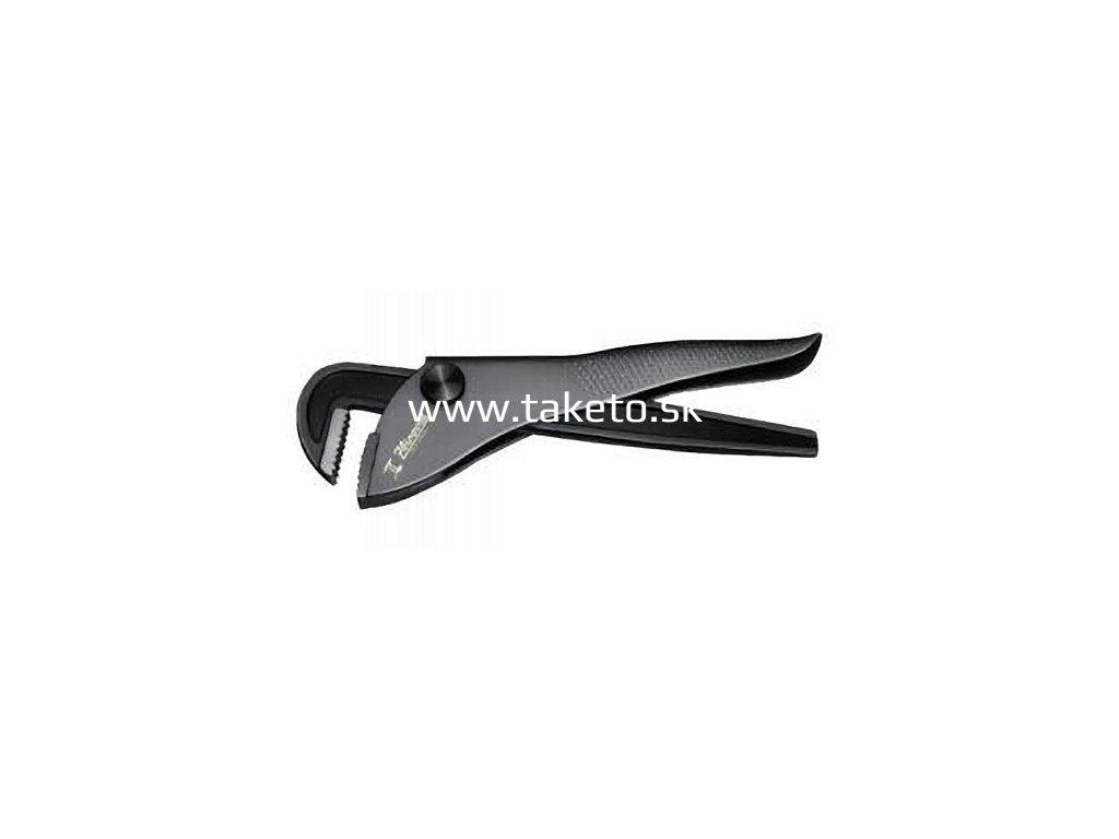 """Hasák Zbirovia 258/0190 mm, 1"""", na rúrky so skrutkou  + praktický pomocník k objednávke"""