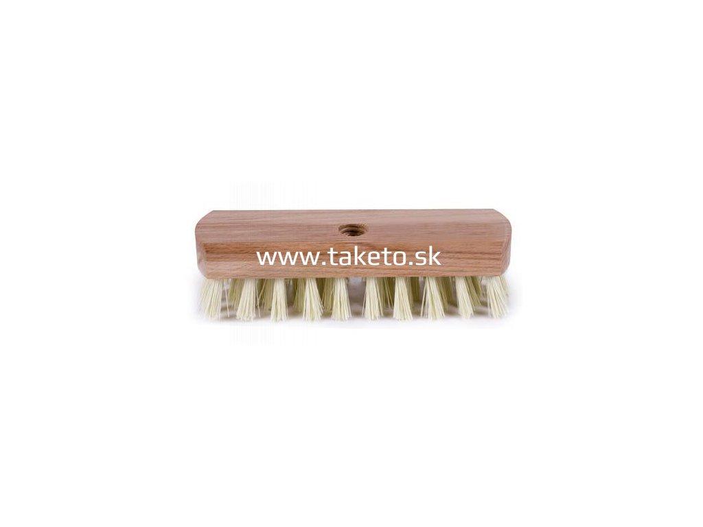 Kartac GECO SZRN 4224/861, podlahový, terasový, na palicu, drevo  + praktický pomocník k objednávke