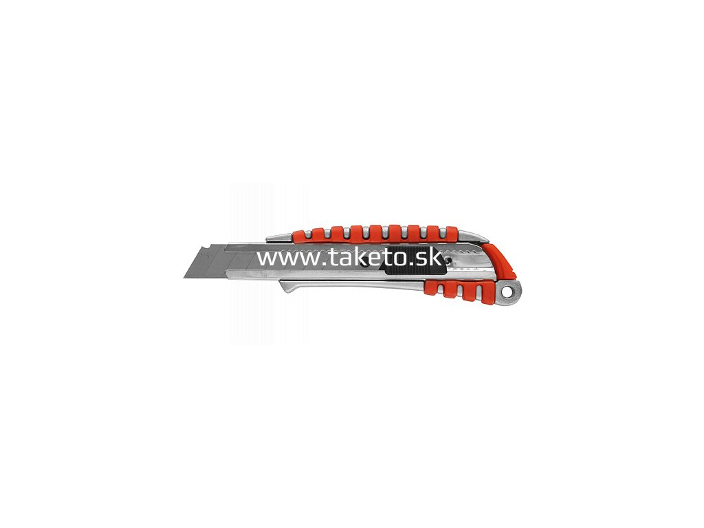 Nôž Strend Pro 18 mm, odlamovací, Alu/plast  + praktický pomocník k objednávke