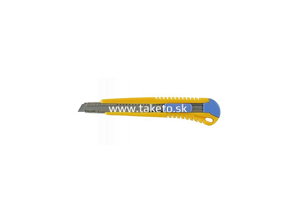 Nôž Strend Pro UK285, 9 mm, odlamovací, plastový  + praktický pomocník k objednávke
