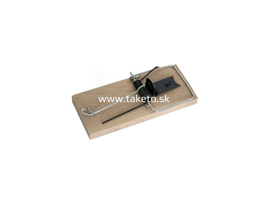 Pasca KDO 801, na myši, drevená  + praktický pomocník k objednávke