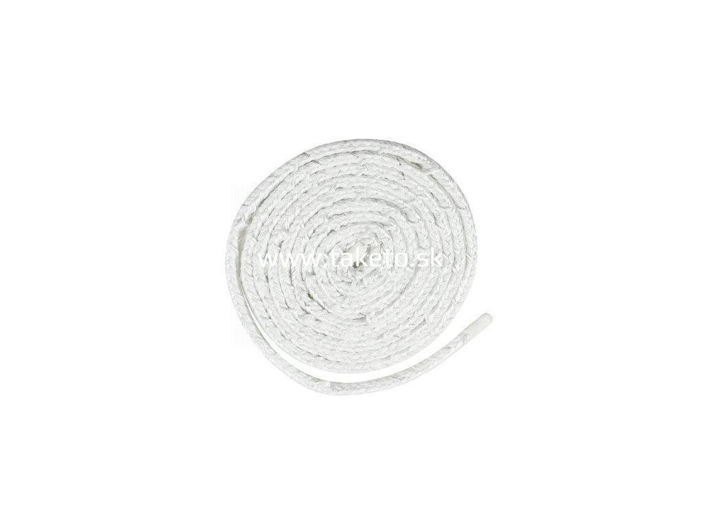 Snura KOVO.B 1 m, 06x06 mm, sporáková, upchávka, biela  + praktický pomocník k objednávke
