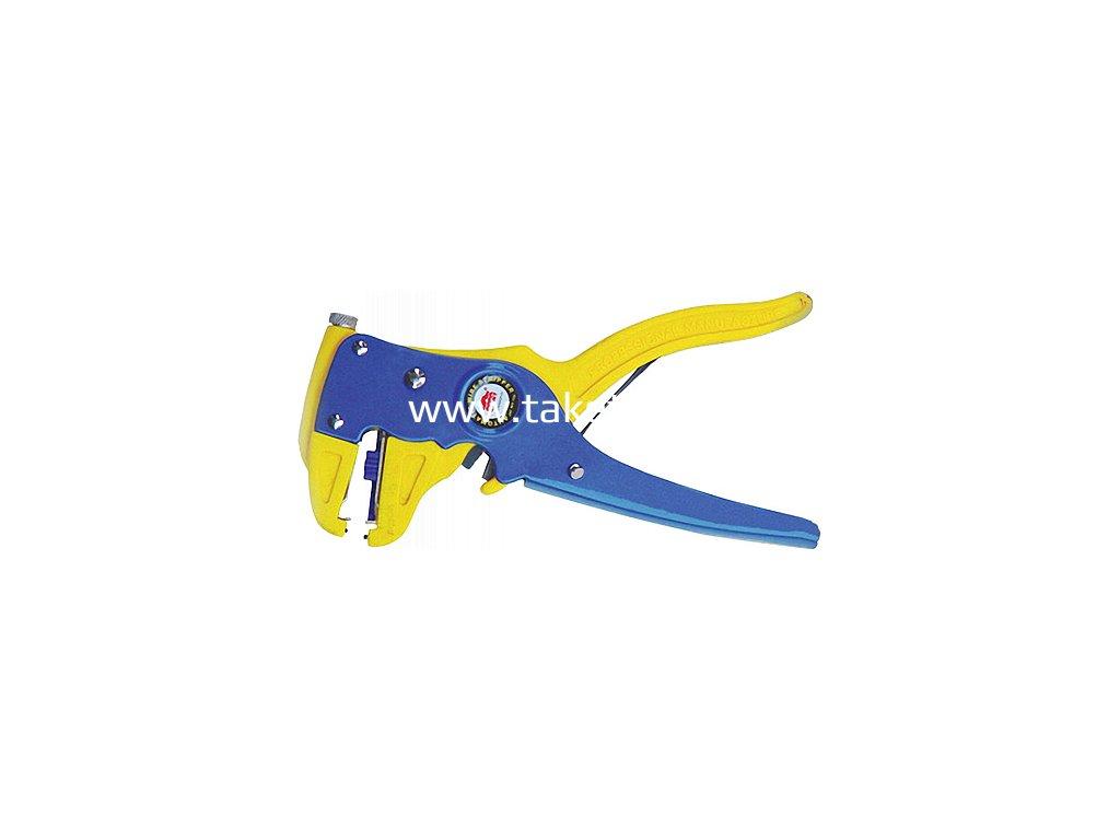 Kliešte GIANT WS-102, 170 mm, 0,5-6 mm, odblankovacie, odizolovacie, na káble  + praktický pomocník k objednávke
