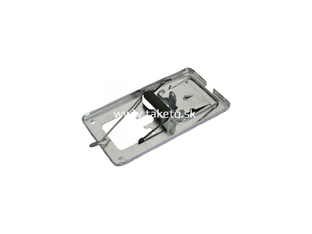 Pasca FED 606, na potkany, plechová 170x90x2,5mm  + praktický pomocník k objednávke