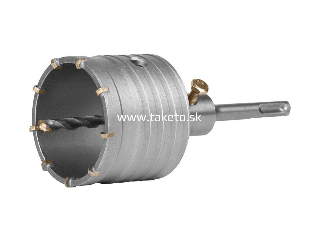 Vyrezávač do betónu Strend Pro MasonHS 073 mm, korunka, SK plátky, SDS+  + praktický pomocník k objednávke