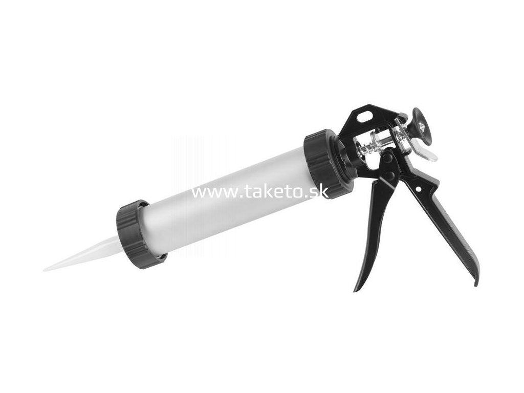 Pistol vytlacna Strend Pro CG1301, 310 ml, uzavretá, Alu  + praktický Darček k objednávke