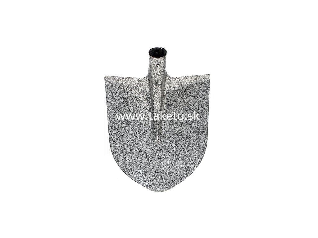 Lopata Strend Pro S510B Frankfurtská, KomaXit, bez násady, 275x240 mm  + praktický pomocník k objednávke