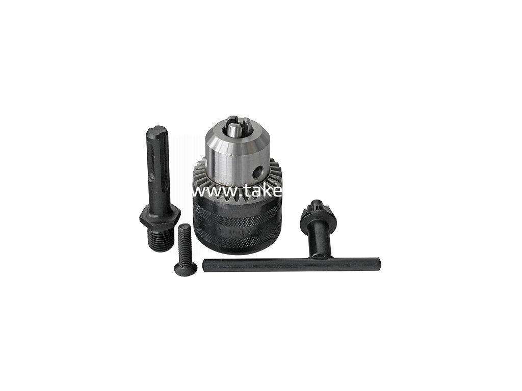Skľučovadlo Strend Pro DCK725, 1.5-13 mm, zubové, na kľúč  + praktický pomocník k objednávke