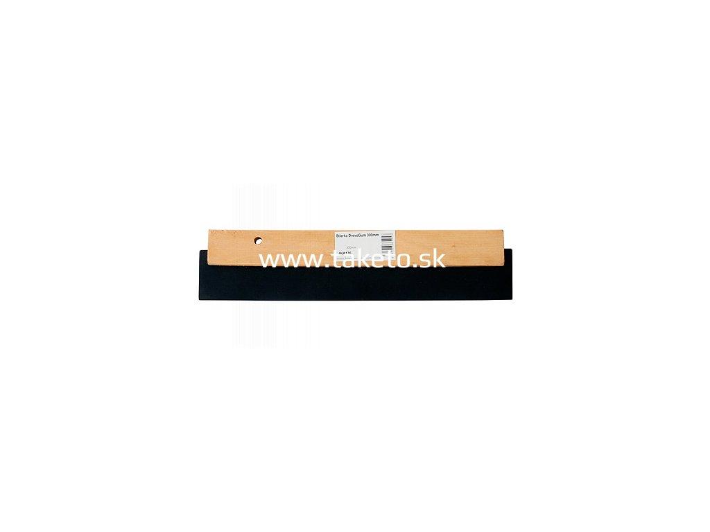 Stierka murárska Standard 545, 250x50 mm, drevo, guma  + praktický pomocník k objednávke